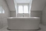 Freistehende Badewanne 160x70cm